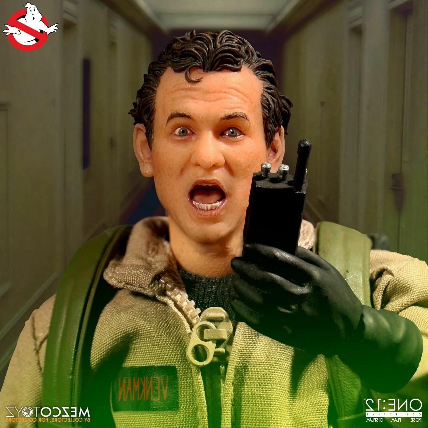 Mezco One:12 Collective Ghostbusters 5 Deluxe NEW