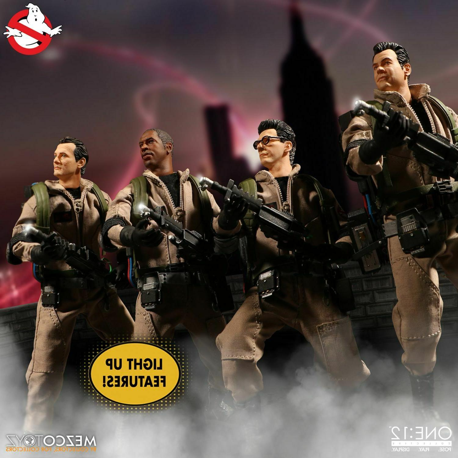 Mezco Ghostbusters Action Deluxe