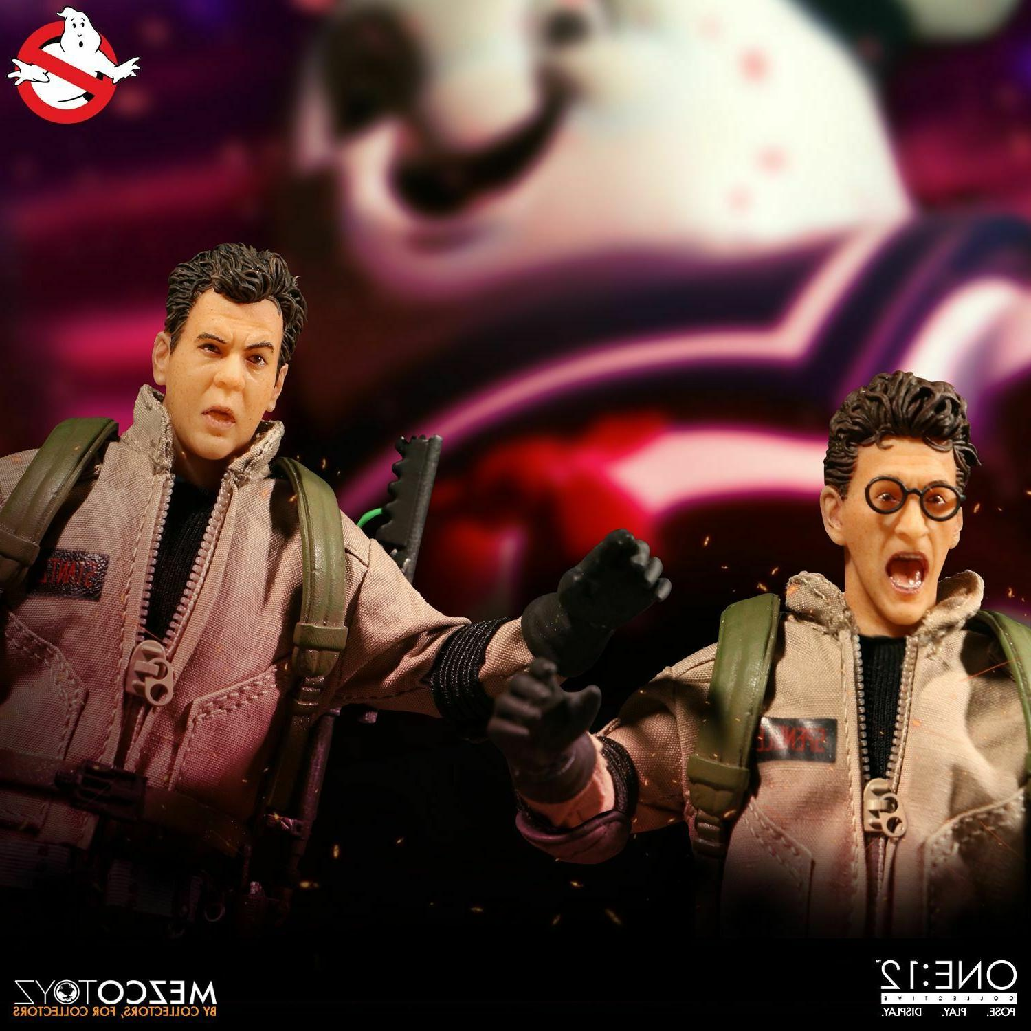 Mezco One:12 Ghostbusters