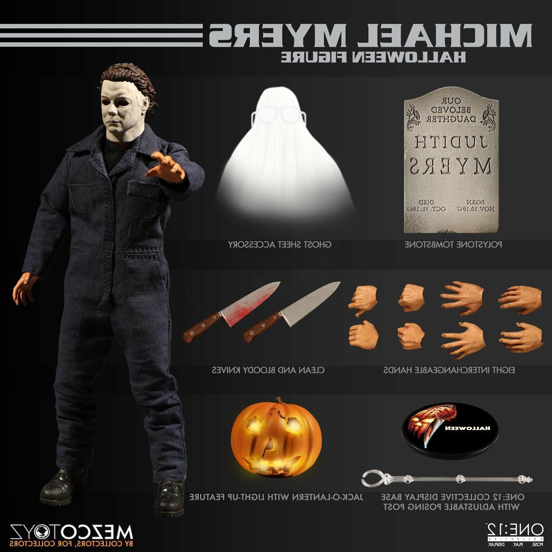 "Mezco Michael Myers 6"" Figure Halloween Horror"