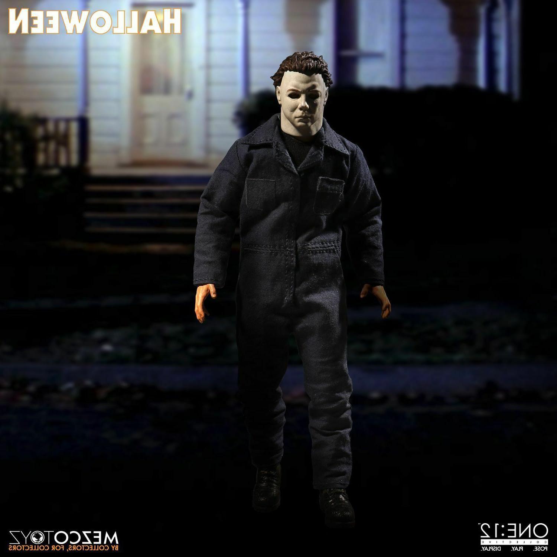 Mezco Michael Myers Figure Halloween Horror 1978 Ver.