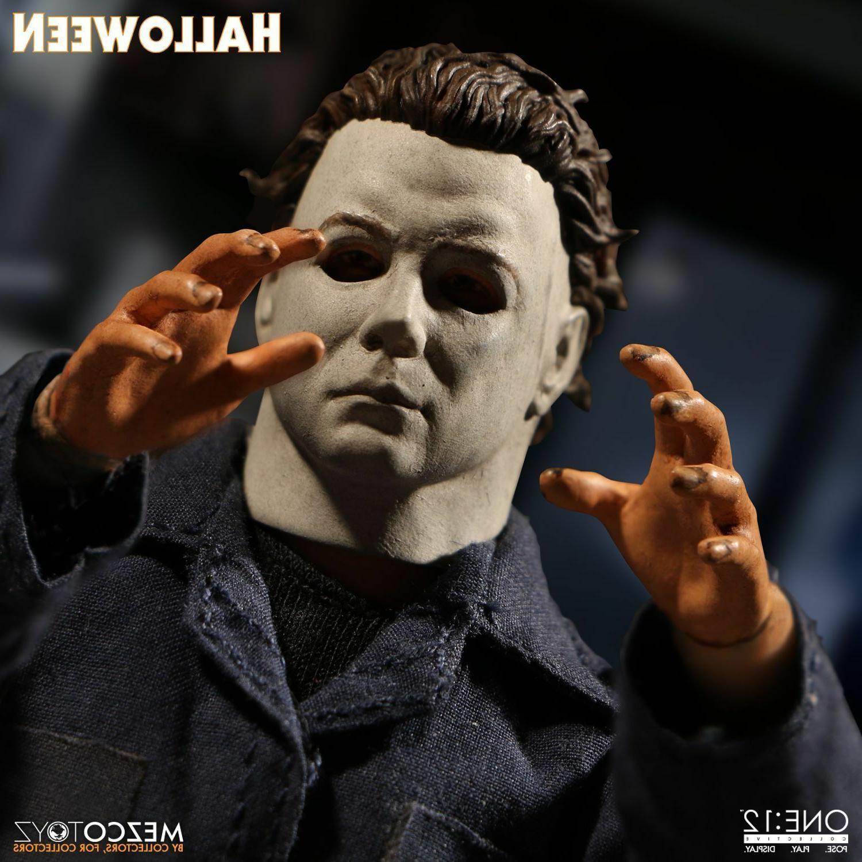 Mezco Michael Figure Halloween