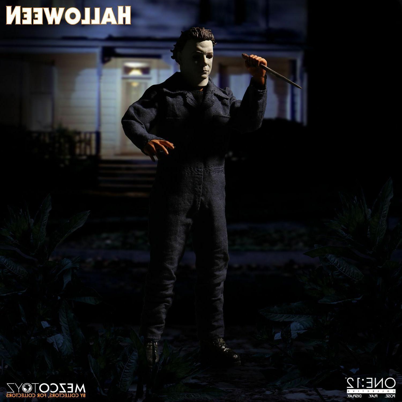 Mezco Toyz Michael Myers Halloween 1978