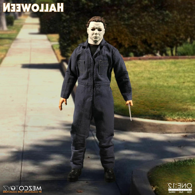 Mezco Toyz Michael Halloween Horror Ver.