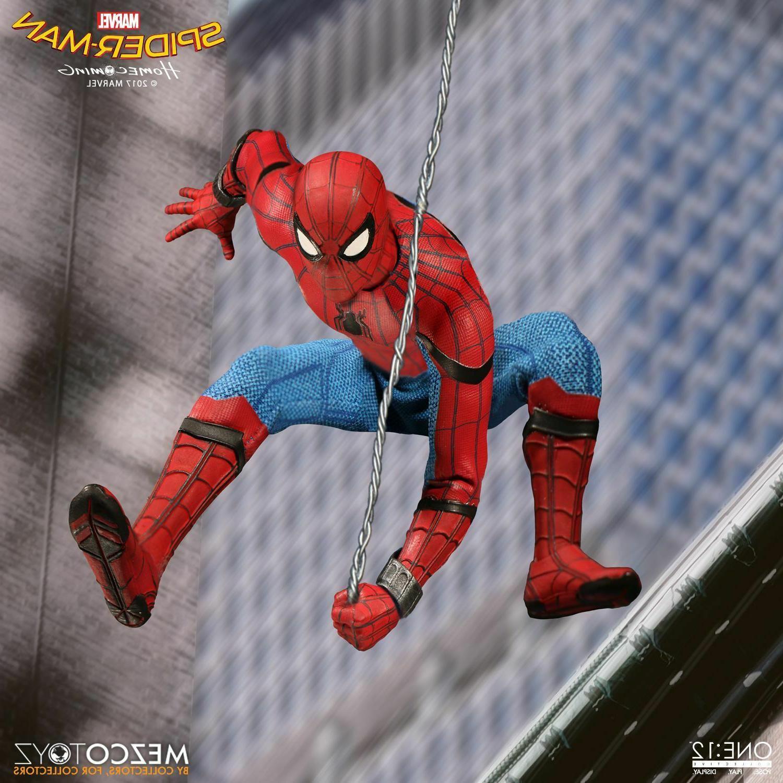Mezco Spider-Man Comics Action Figure