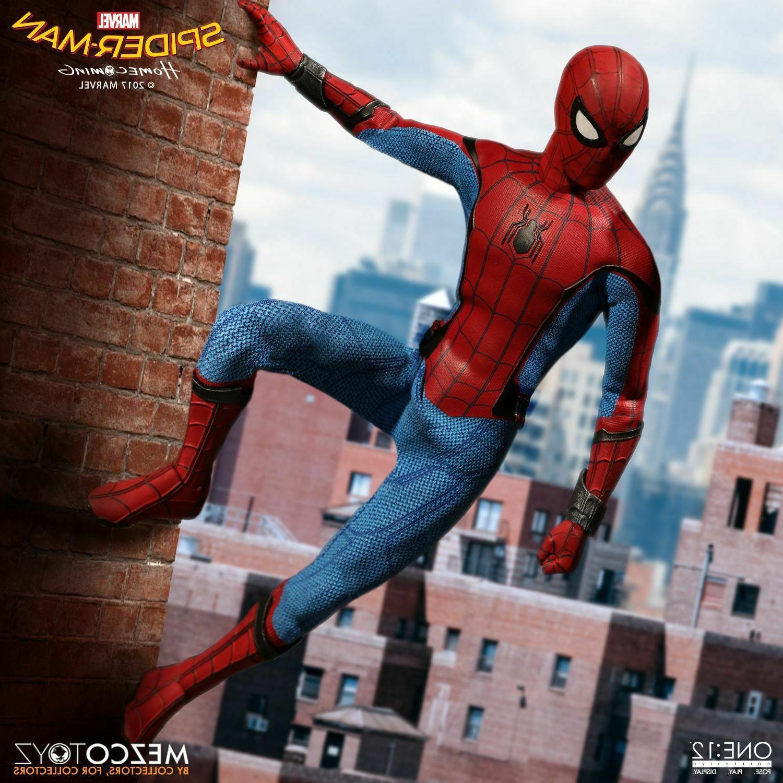 Mezco Spider-Man Action Figure