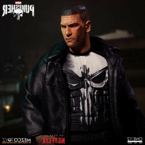 Mezco Punisher One:12 Collective Figure Marvel Comics