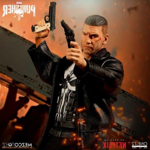 Mezco Toyz Punisher One:12 Collective Action Comics Netflix