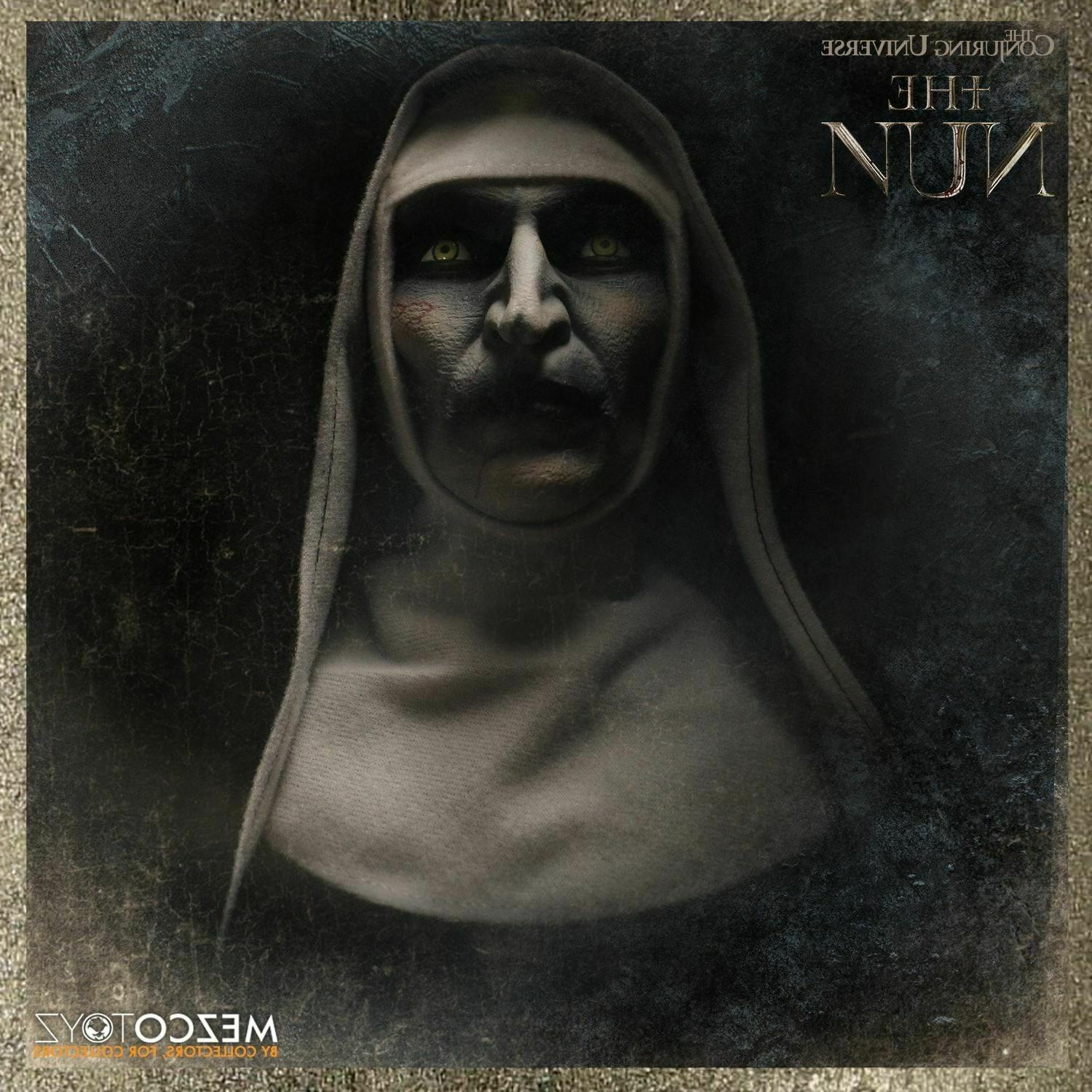 Mezco Toyz The Universe Nun Doll Figure