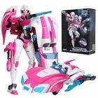 Transformers Action Figure Car Arcee Deformation Toy Robot G