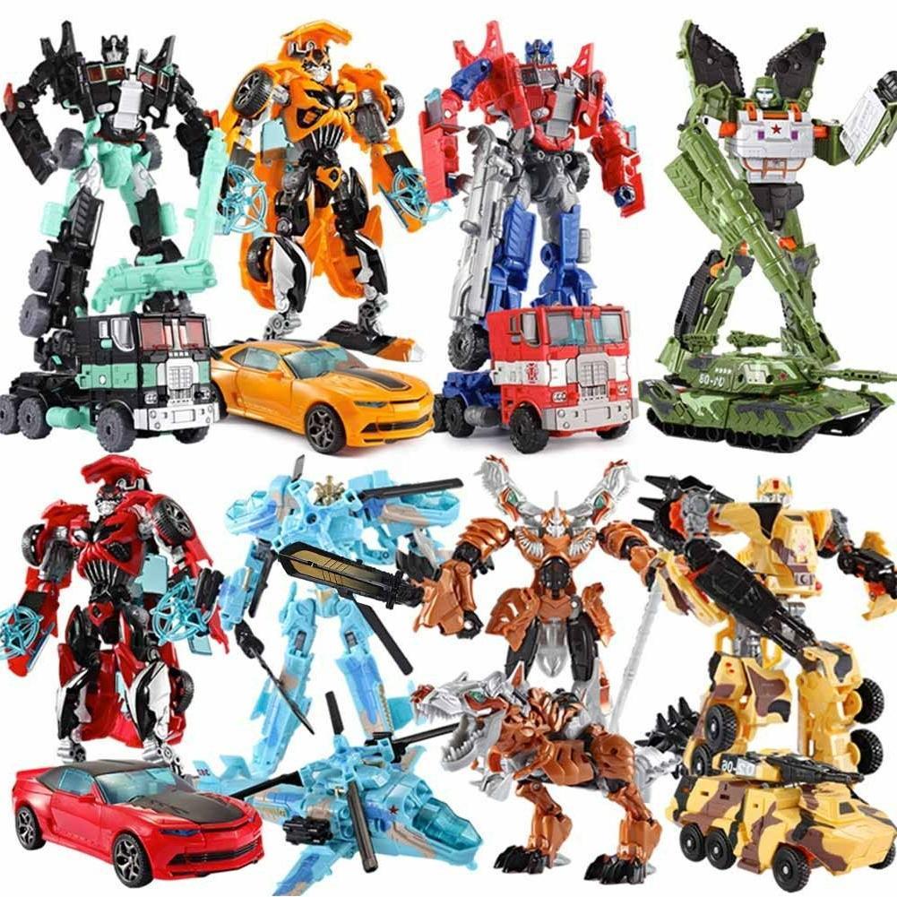 Transformers Autobots Optimus Prime etc Action Figures Robot