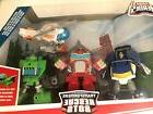 Transformers Rescue Bots Griffin Rock Rescue Team Playskool