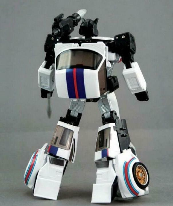 Transformers Toys Zeta EX-03 Jazz G1 MP Scale action figure toy instock
