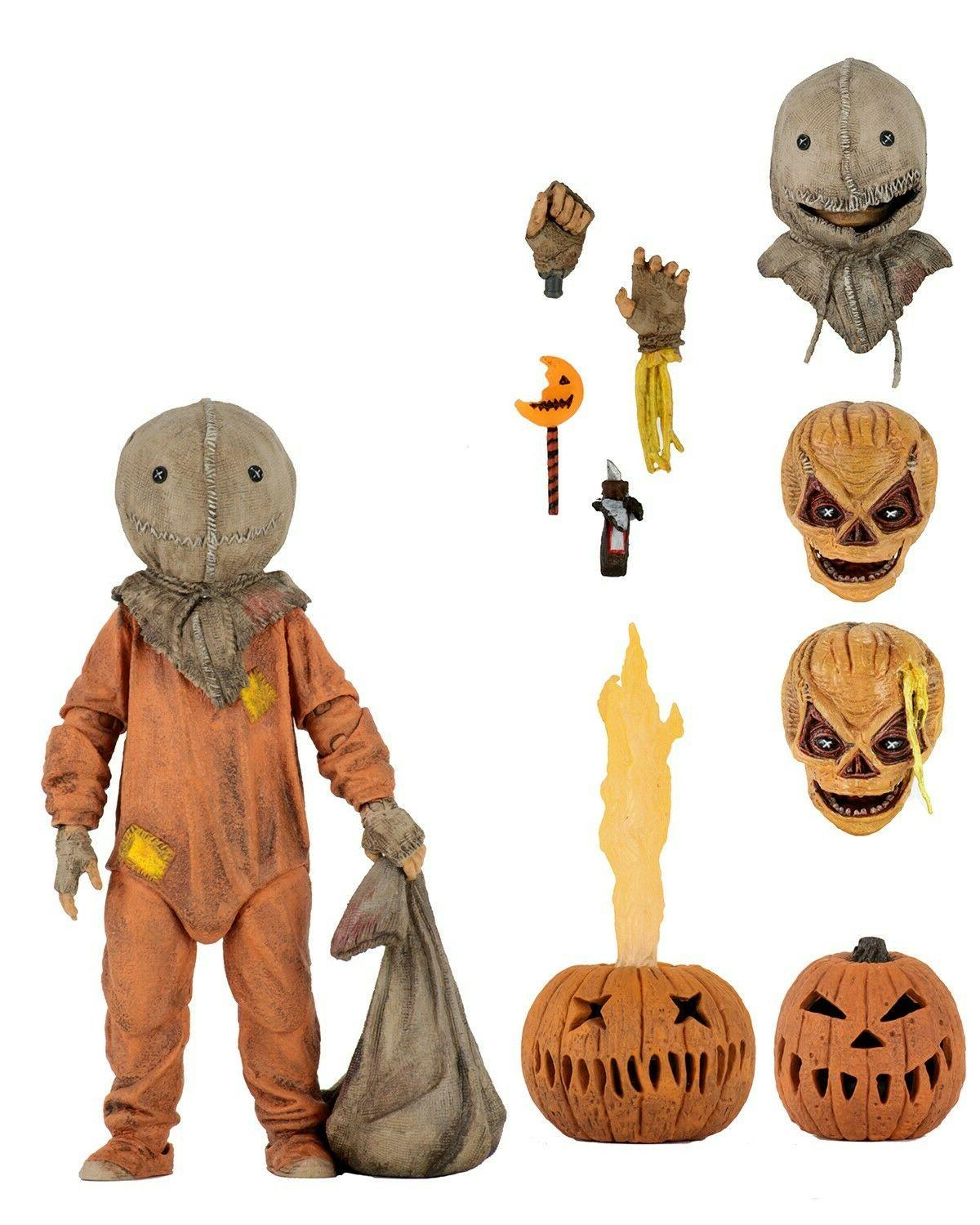 trick r treat 7 scale action figure