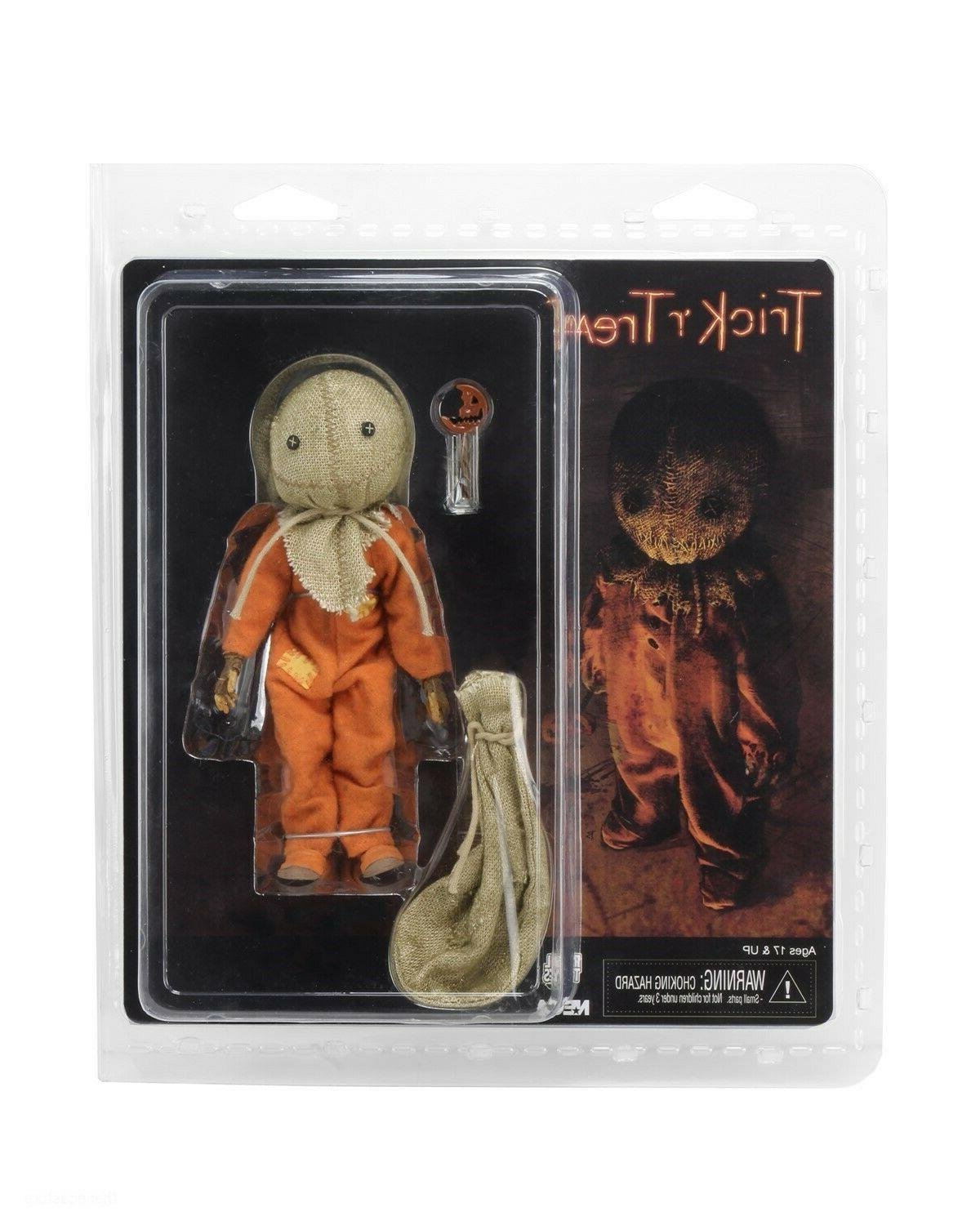 "Trick R Treat 8"" Scale Clothed Action Figure Sam - NECA"