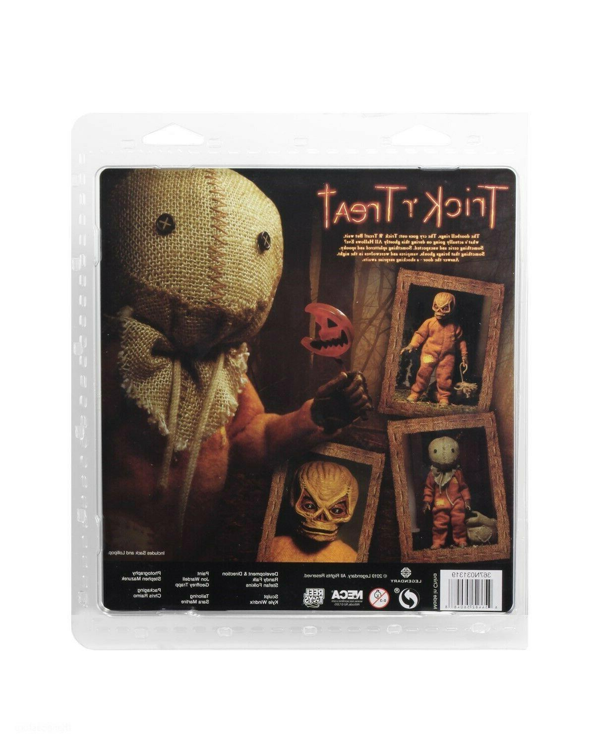 TrickRTreat Clothed Action Sam -