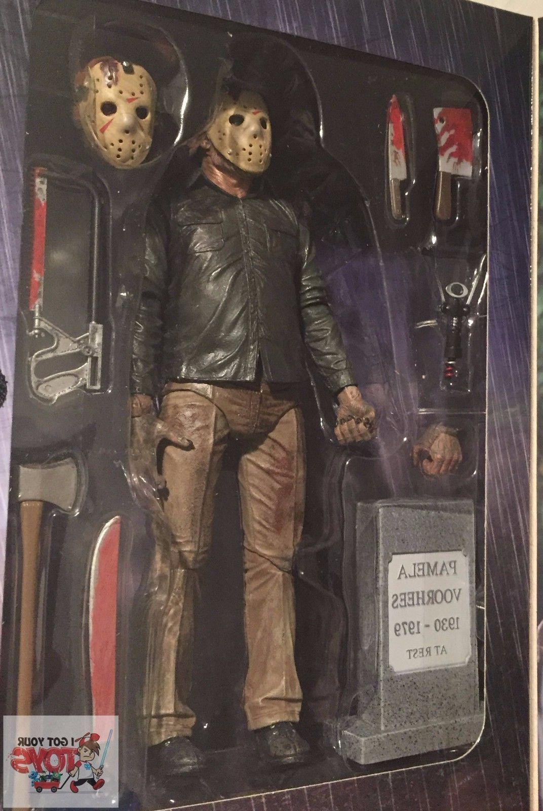 """ULTIMATE Friday 4 FINAL CHAPTER 7"""" FIGURE"""