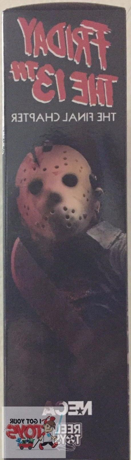 ULTIMATE VOORHEES NECA Friday PART 7""