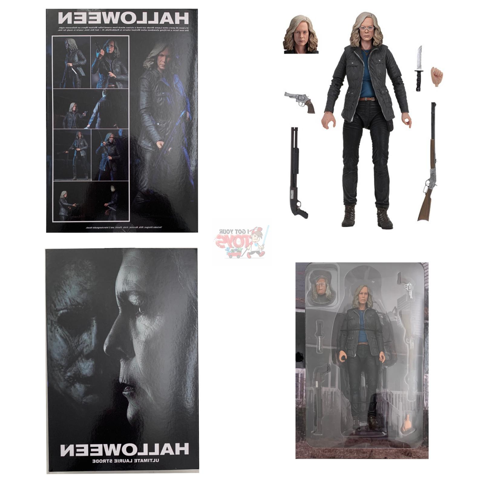 ultimate laurie strode halloween 2019 7 inch