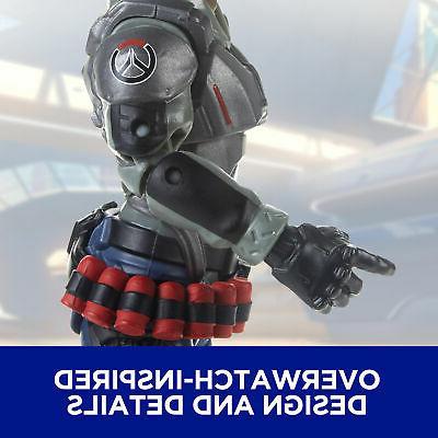 Overwatch Ultimates Blackwatch Reyes Skin Figure