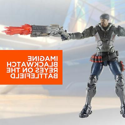 Overwatch Ultimates Blackwatch Reyes Figure