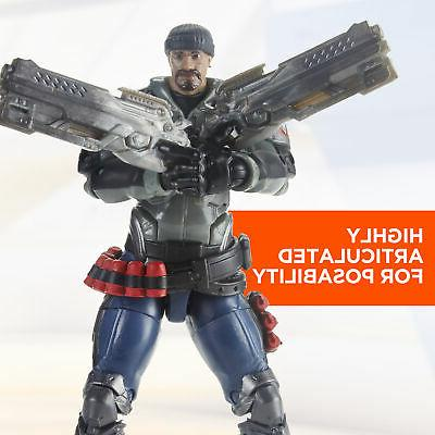 Overwatch Reyes Skin 6-Inch Action Figure