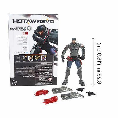Overwatch Blackwatch Reyes Figure