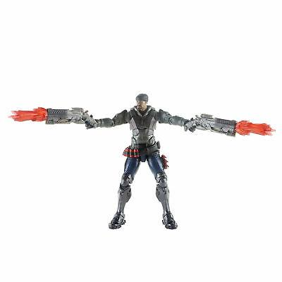 Overwatch Ultimates Series Blackwatch Reyes Figure