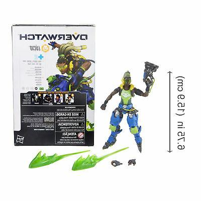 Overwatch 6-Inch Collectible Action Figure