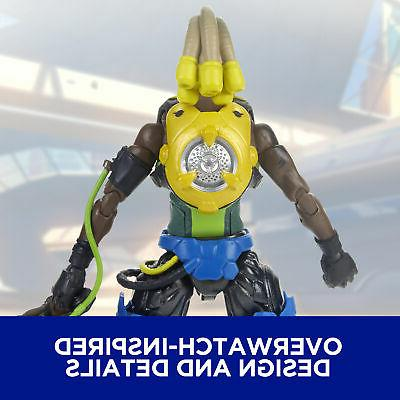 Overwatch Ultimates Lucio 6-Inch Collectible Action