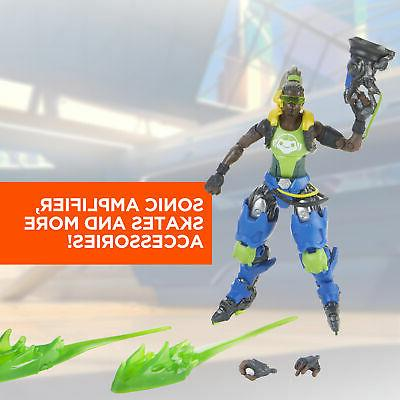 Overwatch Ultimates Series 6-Inch Collectible Action Figure