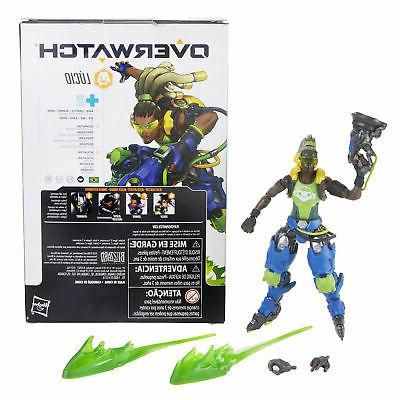 Overwatch Ultimates Series Lucio 6-Inch