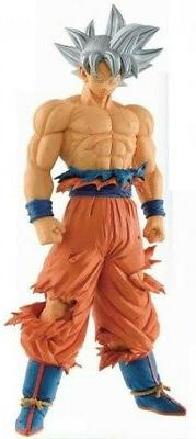 Ultra Instinct Son Goku 11-Inch Collectible PVC Figure