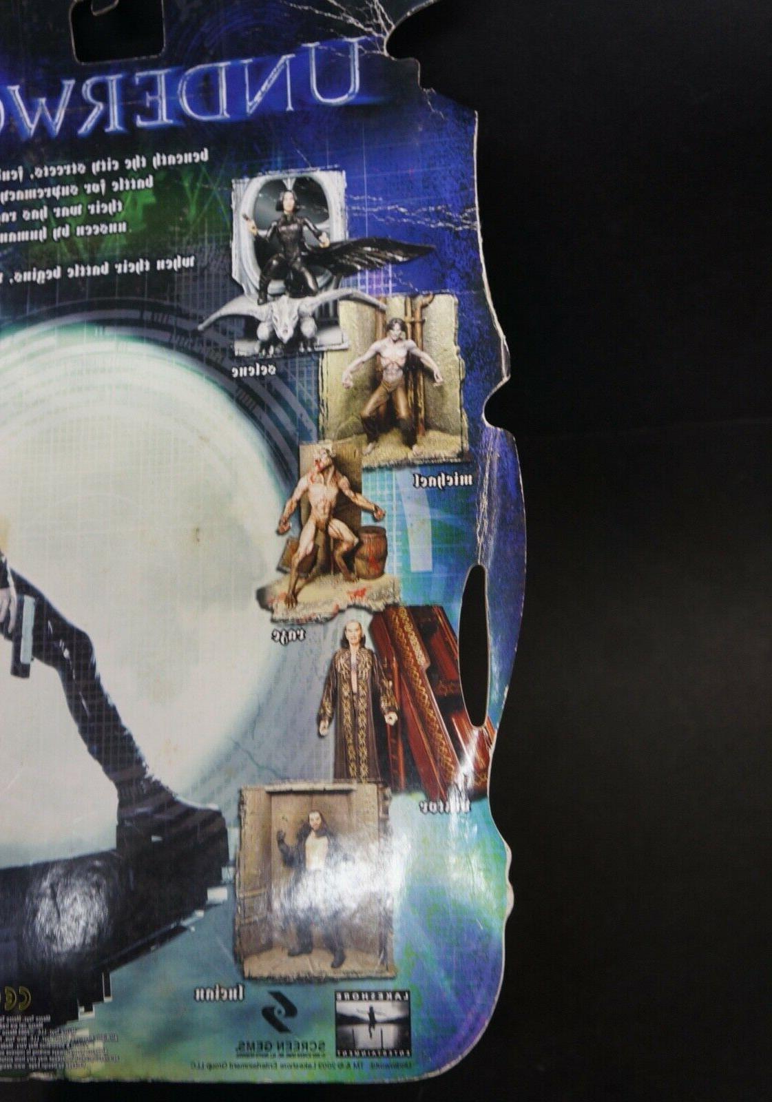 Underworld Movie Lycan Figure 2009