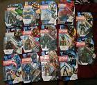 Marvel Universe 3.75 Lot of 14 Thanos Iron Spider Kraven Dr