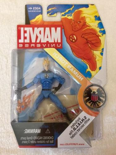Marvel Torch Action Figures