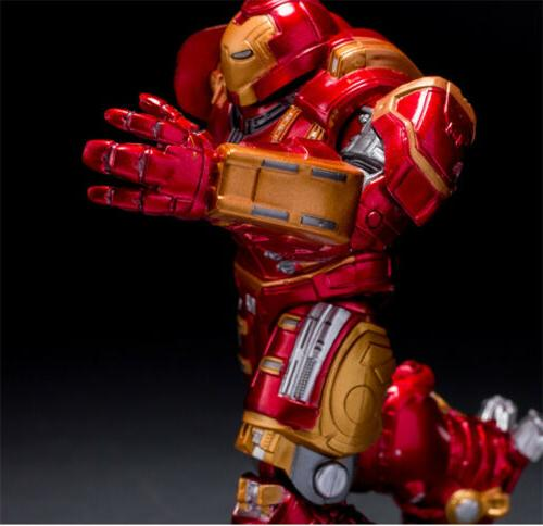 US! 2 Figure of MAN HULK BUSTER Toy