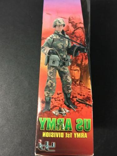 """Elite Army 1st Division 12"""" Figure AA"""