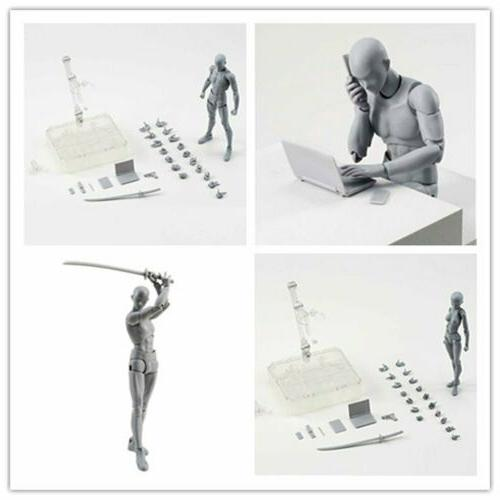 us drawing figures for artists action figure