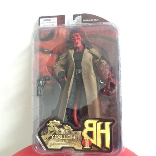 US! Hellboy Figure Series 2 Collection Cosplay Toy