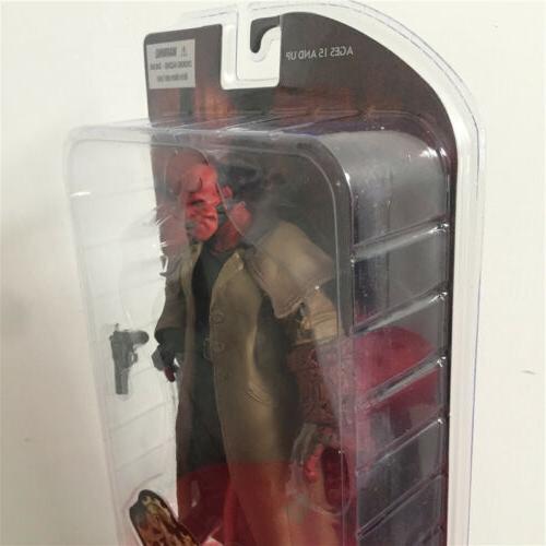 "US! Hellboy 7"" Figure 2 Toy"