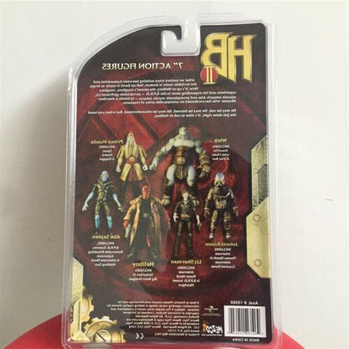 """US! 7"""" Figure Ver. Series 2 Cosplay Model Toy"""