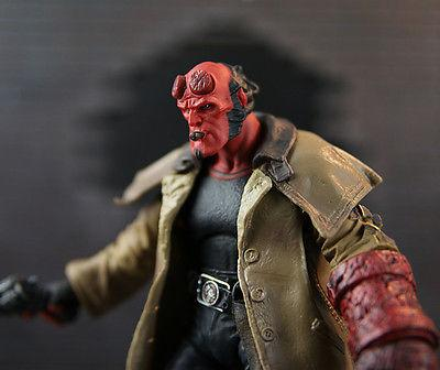 US! Hellboy HB Action Smoking Ver. 1:12