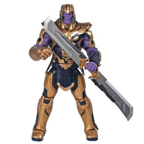 "US! 8"" Action Endgame Armored Thanos"