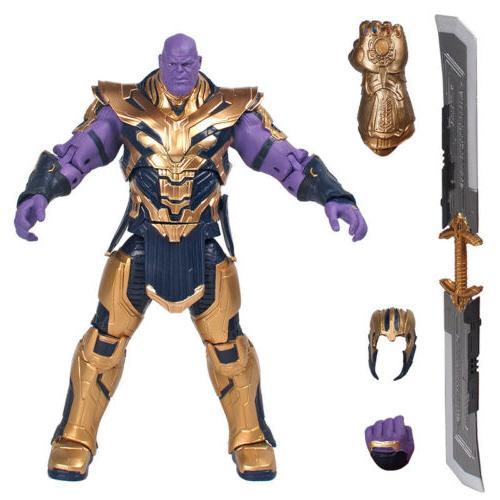 """US! 8"""" Figure Endgame Armored"""