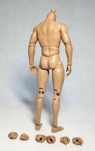 USA ZC Male Figure Body For HT Man