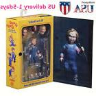 "USA NECA 6"" Chucky Action Figure  Child's Play Ultimate Chuc"