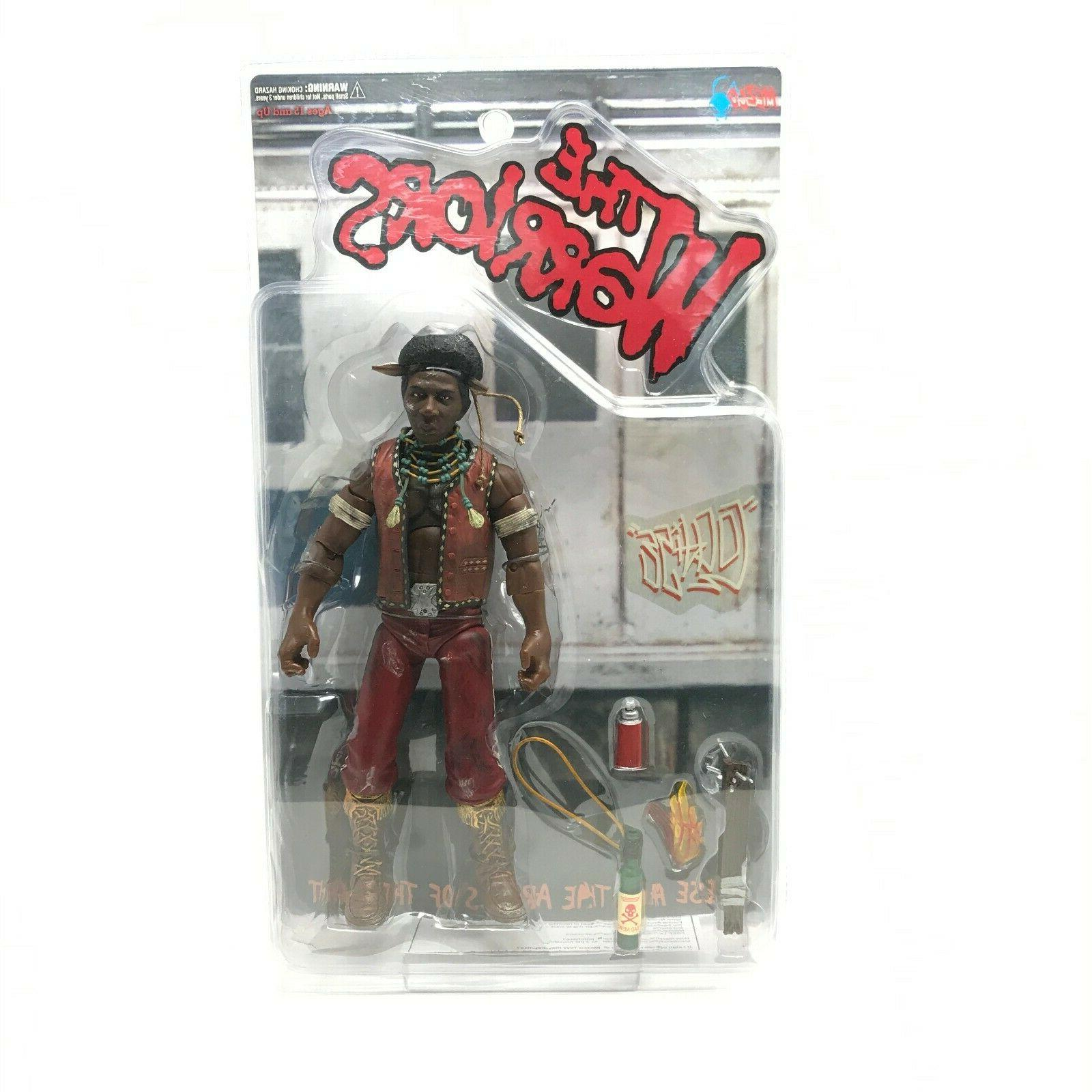 THE WARRIORS :COCHISE ACTION FIGURE