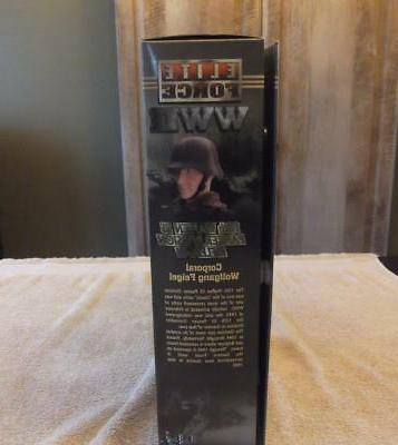 Elite Force WW2 Waffen Rifleman action NEW