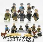 WW2 Military custom CS Commando Soldier Action Figures With